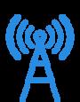 Skaitmeniniai antžeminiai imtuvai, antenos